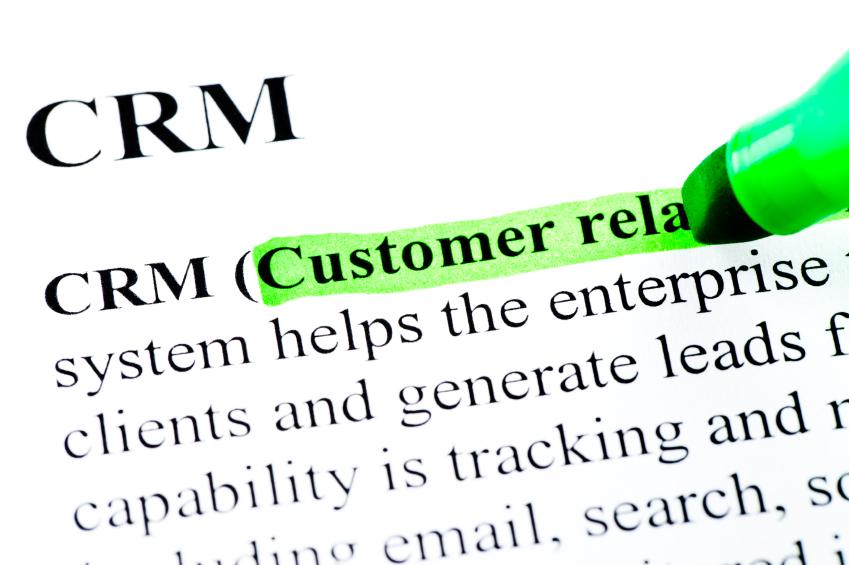 CRM database marketing